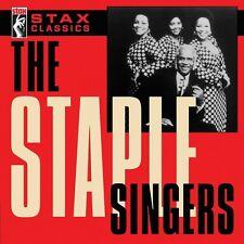 THE STAPLE SINGERS - STAX CLASSICS   CD NEU