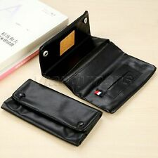 UK Stock Smoking Tool PU Leather Tobacco Pouch Cigarette Holder Wallet Bag Purse