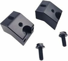"""Fit 05+ Toyota Tacoma Front of Seat 1-1/4"""" Riser Seat Spacers Jackers Lift Kit"""