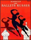 Ballet Russes Moskow Ballet 1979 Vintage Poster Print Dance Theater Villemot Art