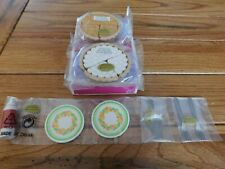AMERICAN GIRL TRULY ME DOLL PIE BAKING SET NEW IN BOX COMPLETE RETIRED FREE SHIP