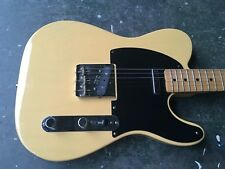 2009 Fender Baja Telecaster Electric Guitar Made in Mexico Custom Shop