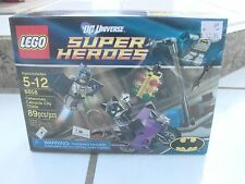 Lego Catwoman Catcycle City Chase (6858) new sealed