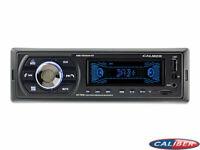 Caliber RMD050DAB-BT Bluetooth USB SD FM Tuner inklusive DAB+ Scheibenantenne