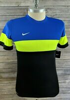 New Nike Dri Fit Mens Jersey Striped Size Medium