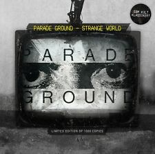PARADE GROUND Strange World CD 2014 LTD.1000 PART 33 FRONT 242