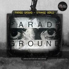 PARADE GROUND Strange World CD 2014 LTD.1000 PART 33 FRONT 242