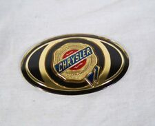 Chrysler 300 Grille Emblem 05-10 Front Grill Badge oval sign symbol logo (Fits: Chrysler Concorde)