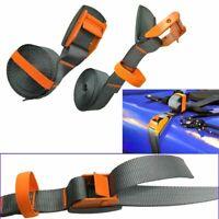 Kayak Tie Down Lashing Strap Surfboard Cargo Car Trailer Boat Luggage Tie Strap