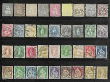 Switzerland Collection 1860's-1909