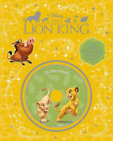 "Disney ""The Lion King"" Storybook (Disney Book & CD), , Very Good Book"