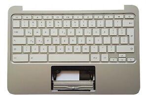 NEW HP Chromebook 11 G2 G3 G4 Palmrest Cover QWERTY US Keyboard 783090-271