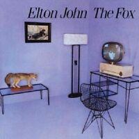 ELTON JOHN 'THE FOX' CD NEW!