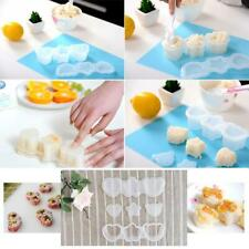 Cutter Bear Sushi Maker Mold Star Heart Mould Onigiri Rice Ball Ktchen BL3