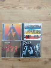 The Police-4-CD-Set-Sammlung