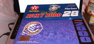 2000 Ricky Rudd #28 Texaco Havoline / Marines ~ Action 1/24 Scale Diecast