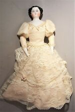 Very Pretty 14 inch Antique China Doll
