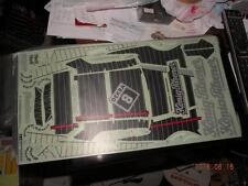 TAMIYA 1/10 R/C MERCEDES BENZ 190E EV2 ORIGINAL STICKER #58108  DECAL