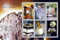 NIUE 2006  SPACE & ASTRONOMY = COMET CATCHER M/S MNH