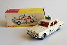 Very Rare Dinky Toys No. 255, Ford Zodiac Police Car, - Superb Mint Condition.