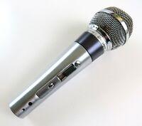 Vintage Shure Unidyne 565SD Cardioid Dynamic Handheld Microphone, XLR Connector
