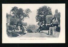 Worcestershire Worcs CROPTHORNE Bredon Hill  c1900/10s? PPC
