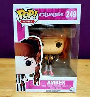 Funko Clueless Amber #249 Pop Vinyl Figure, NIB