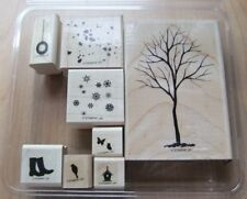 Stampin Up ~ Branch Out ~ Wood Mount Stamp Set