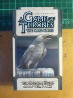 A Game of Thrones LCG Exp. The Raven's Song (Still sealed)