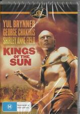 KINGS OF THE SUN - YUL BRYNNER - NEW & SEALED DVD - FREE LOCAL POST