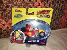 NEW Mickey's Hot Rod Mickey and The Roadster Racers Diecast Car - 2016