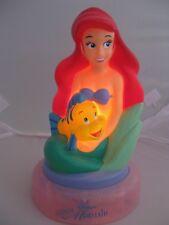 Disney Toybox Japan Ariel Little Mermaid Flounder Light Up Figure Original Box