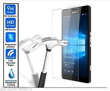Genuine 100% TEMPERED GLASS Invisible Screen Protector For Microsoft Lumia 950XL
