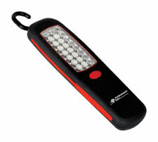 Performance Tool  248 lumens Black  LED  Work Light Flashlight  AA Battery