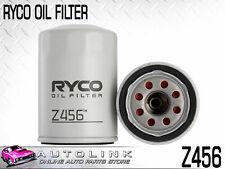 RYCO OIL FILTER Z456 FOR MITSUBISHI TRITON MQ 2.4lt T/DIESEL 4CYL 3/2015 - ON