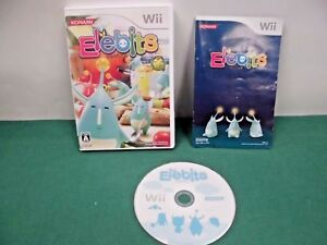 Nintendo Wii -- ELEBITS -- *JAPAN GAME* 46976