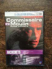 COMMISSAIRE MOULIN .. DVD N°34 .. YVES RENIER, FRANCOIS DE ROUBAIX