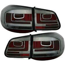 FEUX ARRIERE LED VW TIGUAN 5N DE 09/2007 A 05/2011 GRIS LOOK FACELIFT
