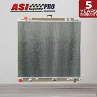 3Core Aluminum Radiator For Nissan Navara D40 YD25 2.5L Turbo Diesel 05-12 AT/MT