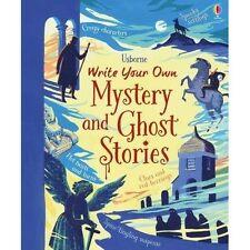 Escribe tu propio misterio Ghost Stories/Louie Stowell 9781474916165