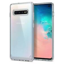 Spigen Galaxy S10 Ultra Hybrid Case - Crystal Clear