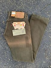 VTG MADE IN USA LEVIS 501  DENIM JEANS DEADSTOCK 90s 29x34 Rare NWT