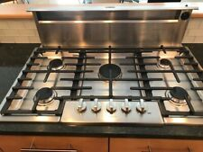 """Cooktop: Bosch 36"""" gas or propane cooktop - mint condition"""