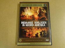 DVD / HISTORISCHE OORLOGEN - INDIAANSE OORLOGEN IN NOORD- AMERIKA