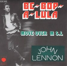 7inch JOHN LENNON be-bop-a-lula FRANCE EX+ (BEATLES)   (S0155)