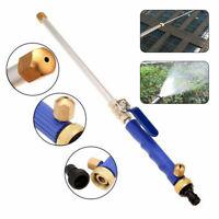 High Pressure Power Washer Spray Gun Garden Car Water Hose Lance Pipe Nozzle Jet