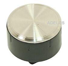 Genuine BOSCH Oven Cooker Hob Control Knob Silver Black Switch 616100