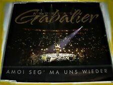 ANDREAS GABALIER - AMOI SEG' MA UNS WIEDER   Maxi Single CD Shop 111austria 😊