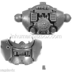 AMK25 TORSE A KASTELAN WARHAMMER 40000 BITZ W40K ADEPTUS MECHANICUS 13-15-64