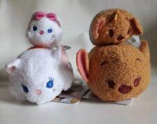 Disney Store Japan Marie & Kangar Mother Tsum Tsum Set